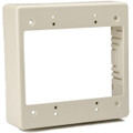 Low Voltage Junction Boxes - Dual Gang