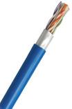 COM-Link Cat6a UTP Plenum  Cable