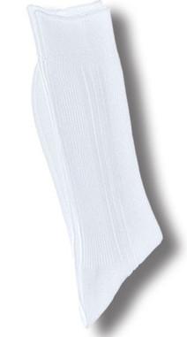 White Dress Sock