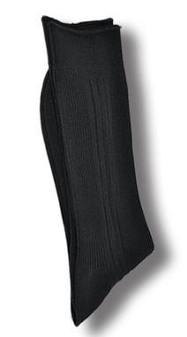 Black Dress Sock