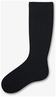 Knee Hi Socks - Black