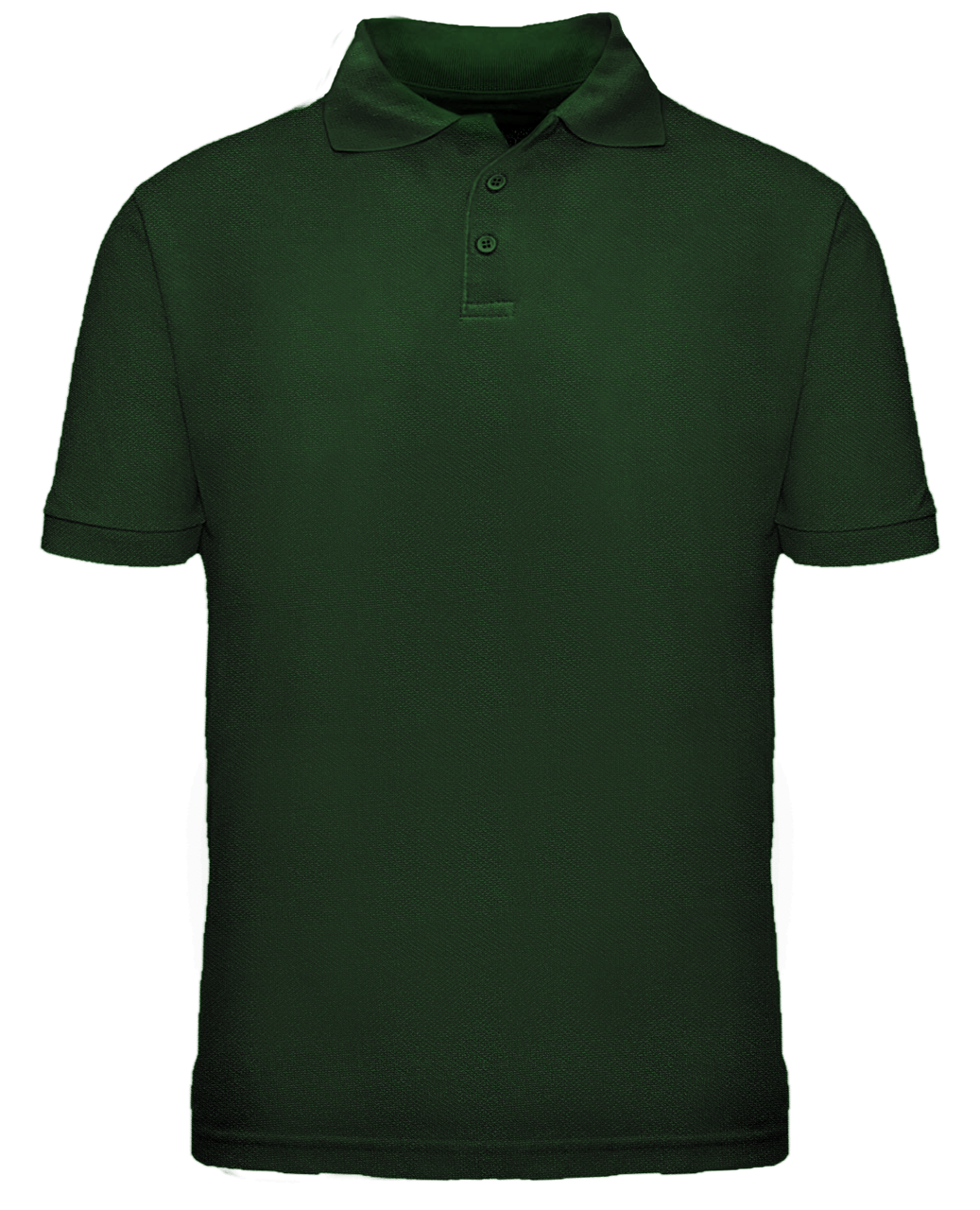 79ddbe07 ... Toddler Short Sleeve School Uniform Polo - Hunter Green. Image 1. Click  to enlarge