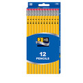 12 pack Yellow #2 Pencils