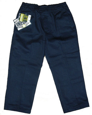 Toddler Navy Pants - Front