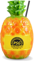 26oz Plastic Pineapple Sipper