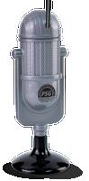 21oz Plastic Microphone Yard