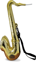 74oz Mirror-Coasted Plastic Saxophone