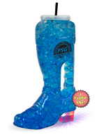 46oz Plastic Light-Up Cowboy Boot