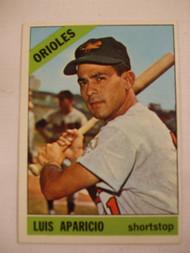 1966 Topps #90 Luis Aparicio EX