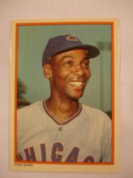1985 Topps K-Mart #10 Ernie Banks MINT