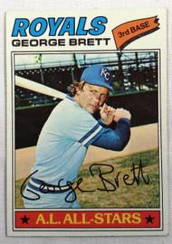 1977 Topps # 580 George Brett EX