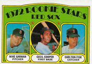 1972 Topps #79 Carlton Fisk RC EXMT Rookie Card