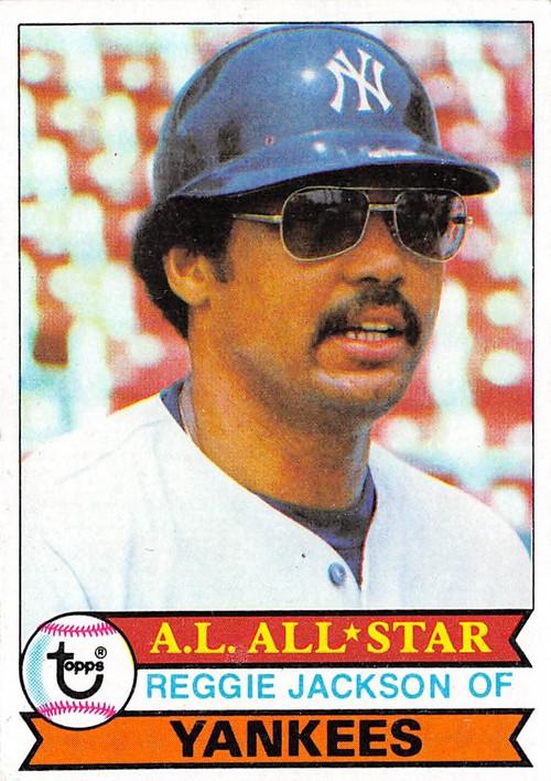 1979 Topps #700 Reggie Jackson EXMT (79T700EXMT)