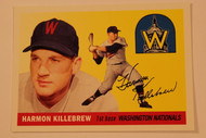 Baseball Cards, Harmon Killebrew, Killebrew, 2006 Topps, 1955 Topps, Twins, Rookie, Rookie of the Week