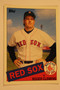 Baseball Cards, Roger Clemens, Clemens, 2006 Topps, 1985 Topps, Red Sox, Rookie, Rookie of the Week