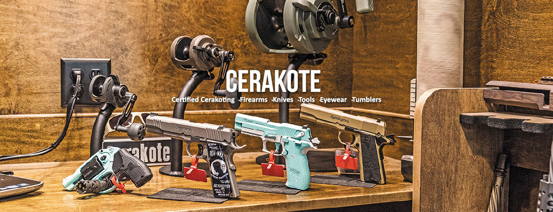 Houston Cerakote Gunsmiths Gun Transfers Amp Custom