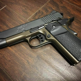 Handgun - Frame Only
