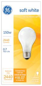 Ge 150w Sw Lgt Bulb