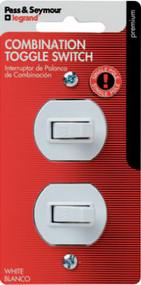 15a120v Wht Comb Device