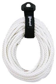 """1/4""""x50' Wht Nyl Rope"""