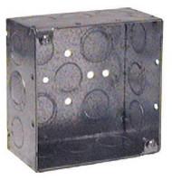 4x2-1/8d Welded Sq Box