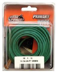 24' Grn 16ga Prim Wire
