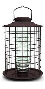 Cage Vintag Bird Feeder