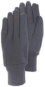 Lg Brn Dots Jers Glove