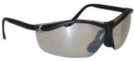 Blk Safety Glasses