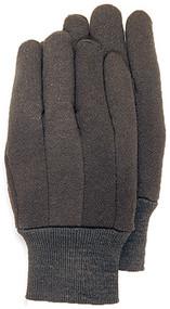 Youth Brn Jersey Glove