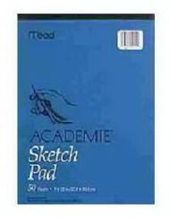 50ct 12x9 Sketch Pad