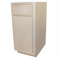 "15"" Birch Base Cabinet"