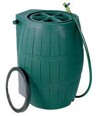 75gal Grn Rain Barrel