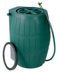 54gal Grn Rain Barrel