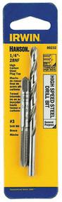 1/4x28 Nf Tap/drill Set