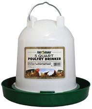 5qt Poultry Drinker