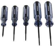 Mm 5pc Prec Torx Set