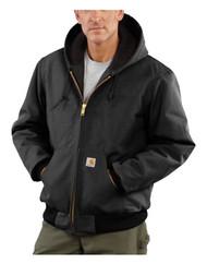 2xl Reg Blk Duck Jacket