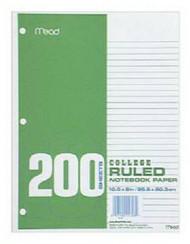 200ct Wht Filler Paper
