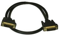 10' Dvi D Dual Cable
