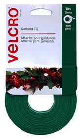 330x12 Grn Velcro Tie