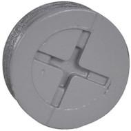 Me 3pk Gry 3/4clos Plug