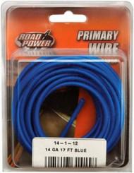 17' Blu 14ga Prim Wire