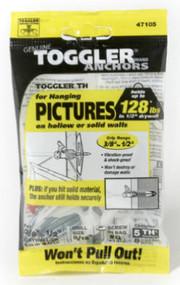 5pk 3/8-1/2 Pict Hanger
