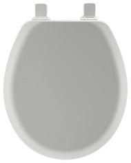 Slv Rnd Wd Toilet Seat