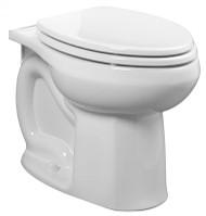 Wht Elong Toilet Bowl