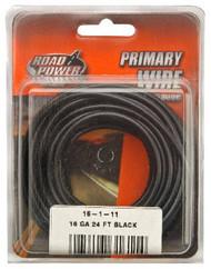 24' Blk 16ga Prim Wire