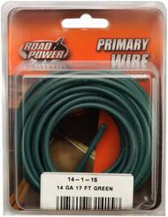 17' Grn 14ga Prim Wire