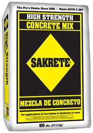 60lb Sakrete Conc Mix