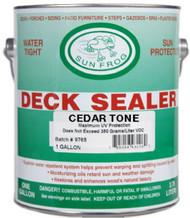 Gal Redgld Cedar Sealer